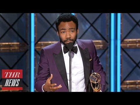 Download Youtube: 'Atlanta's' Donald Glover Nabs Lead Actor, Best Director for Comedy Series at 2017 Emmys | THR News