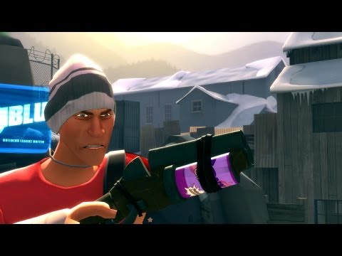 Discomfort Zone: TF2 [Live Commentary] Scout Popper & Winger (old)