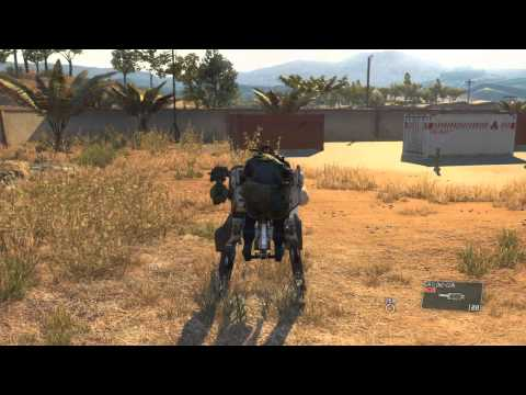 METAL GEAR SOLID V: THE PHANTOM PAIN Mission 29 : D Walker DA REAL MVP |