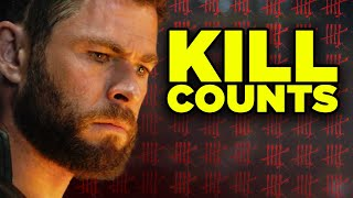 AVENGERS KILL COUNTS! Who's the Deadliest Marvel Hero? | Big Question