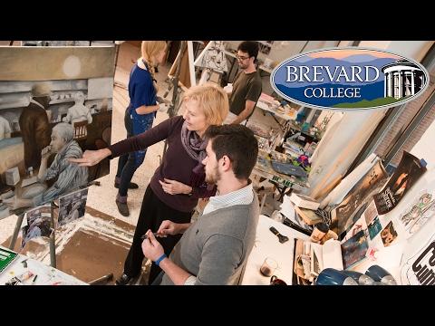 Brevard College Art Major