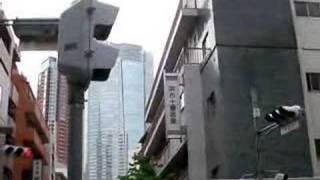 麻布十番~東京ミッドタウン