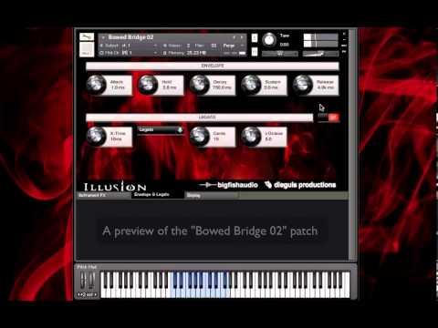 Illusion - Multi Sampled Instruments
