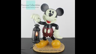 Mickey Mouse big fig with lantern