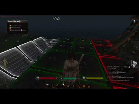 @LifeisFeudal  #MMO Griefing - Hungs Server 18 NA against Freeport Merchants