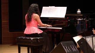 Latin Jazz Traditions:  Ernesto Lecuona's Ante el Escorial (arr. Paquito D'Rivera)