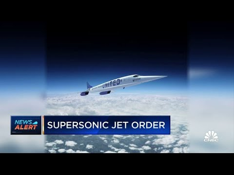 United Airlines will buy 15 ultrafast airplanes from start-up Boom ...