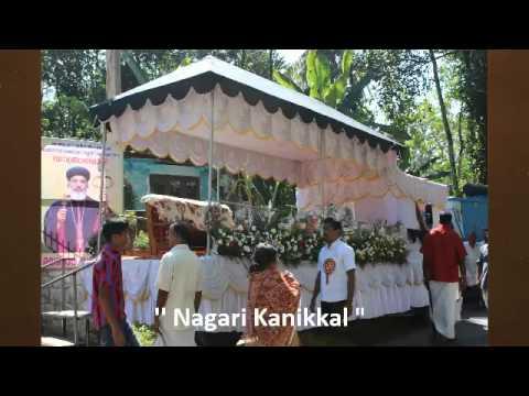 Funeral service of departed Metropolitan Mor Philaxinos Yuhanon of Malabar Diocese.