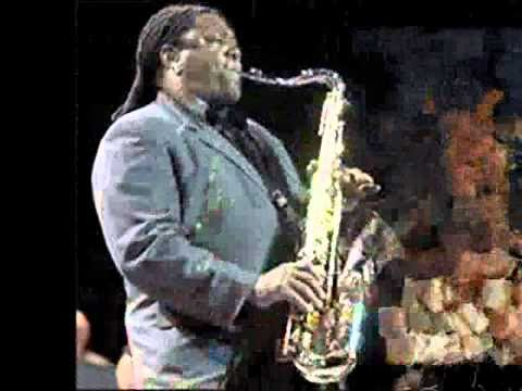 Clarence Clemons - Resurrection Shuffle (montage)