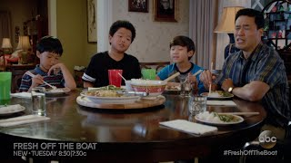 The Huang Family Sings Boyz II Men - Fresh Off The Boat