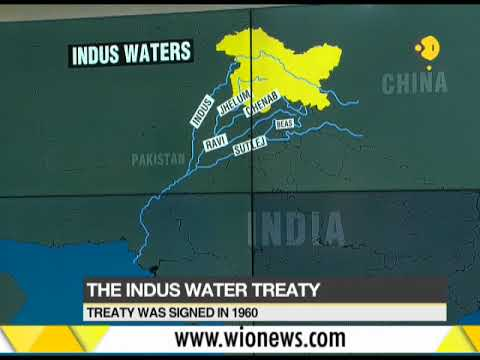 Indus water treaty: India wants to utilise its share better
