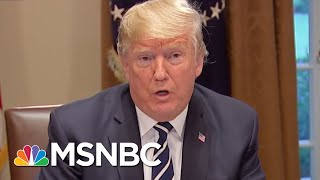 President Donald Trump Changes One Word. What About The Rest? | The Last Word | MSNBC