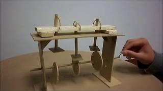 Juguetes Mecánicos 2º ESO - Tecnología