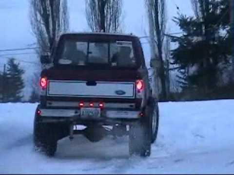 lifted ford ranger dual magnaflow exhaust youtube