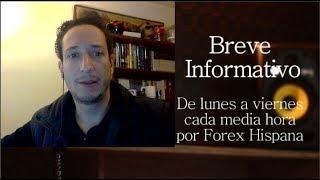 Breve Informativo - Noticias Forex del 11 de Diciembre del 2017