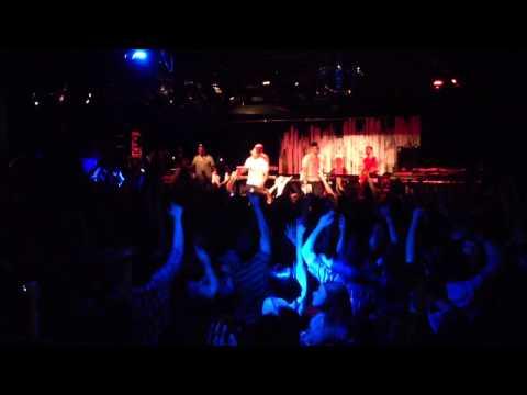 Rudimental at Tuesday Club :: The Leadmill