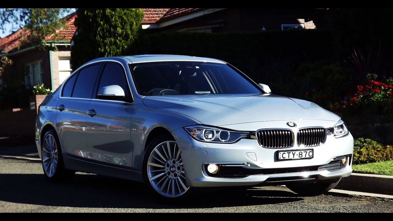 2014 Bmw 320d Luxury Line Auto F30 49 888 Youtube