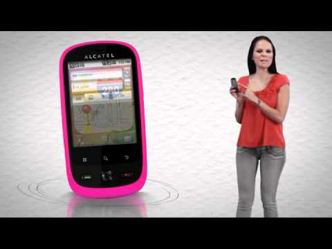 ALCATEL ONE TOUCH 890. Tu mundo Android