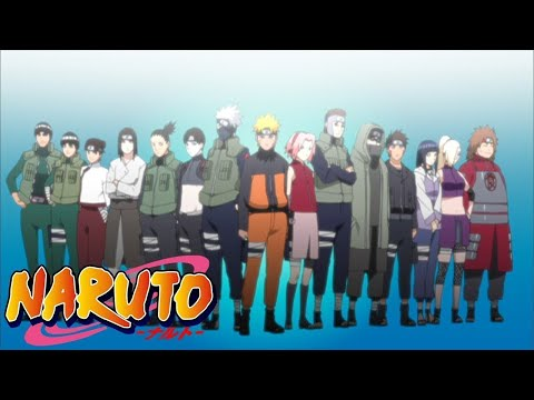 All Naruto Shippuden Openings