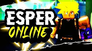 Esper Online Free Release Tomorrow! All Electrokinesis Abilities | Roblox | iBeMaine