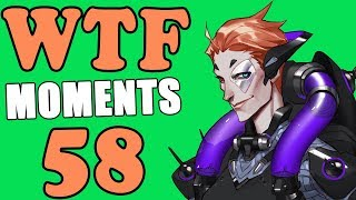 Overwatch WTF Moments Ep.58