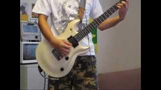 左から聞こえるギターが自分の弾いたもの。 いろんな設定 http://shingo...