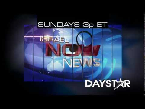 Israel Now News Promo For Daystar