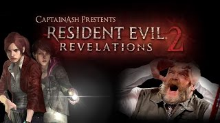 Resident Evil Revelations 2 - Cutting Edge Achievement is BROKEN!!!