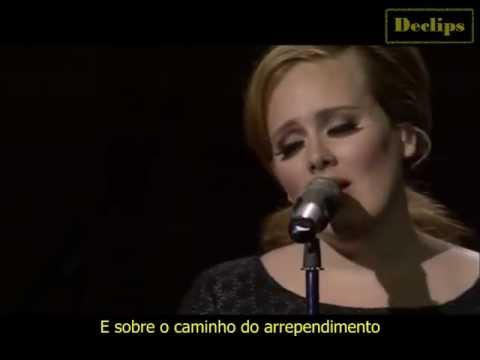 ADELE - 'Make You Feel My Love (Live) Legenda -BR
