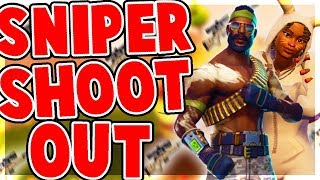 Sniper Shootout Is The Greatest Gamemode Ever! in Fortnite Battle Royale