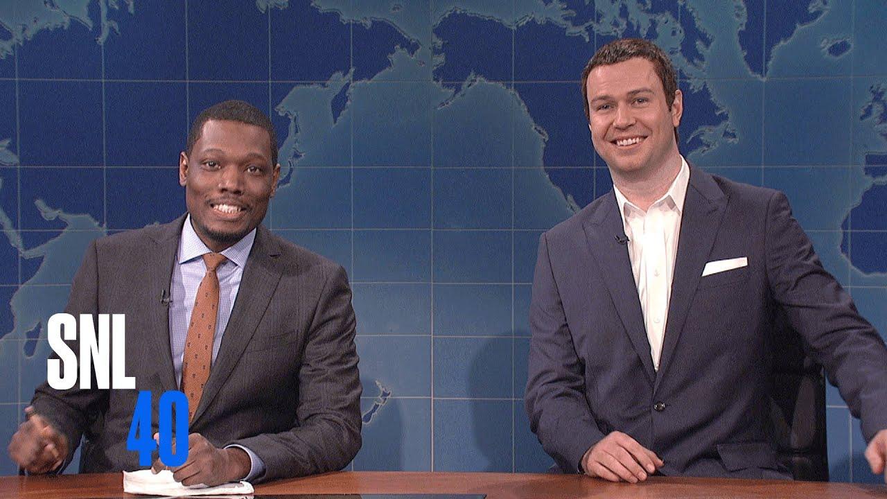 Weekend Update Tom Brady Saturday Night Live Youtube