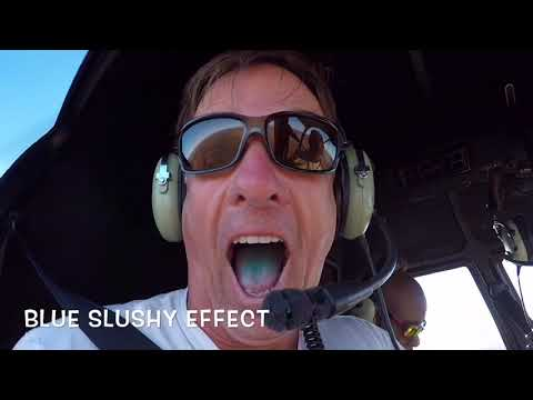 Helicopter Flyover of King's Canyon Australia