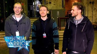 Team Ninja Warrior - Backstage | Wolfpack-Jungs ins Parcours-Duell