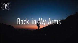 Carlie Hanson - Back in My Arms // Lyrics