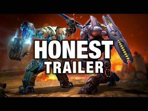 XCOM (Honest Game Trailers)