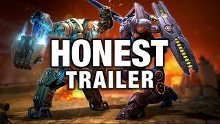 Repeat youtube video XCOM (Honest Game Trailers)