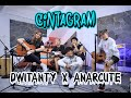 CINTAGRAM - Anarcute ft DwiTanty LIVE AKUSTIK