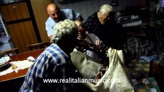 Calabria - Giuseppe Cristiano - Padrone di Musica Popolare a Catanzaro