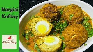Nargisi Koftay Recipe   Nargisi Kofta Recipe Pakistani