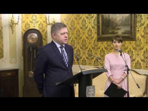 Naživo: Fico reaguje na Kiskom zvolané rokovanie s politickými stranami