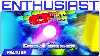 Shoulda Been a Vita Game - Brick Breaker (PS4) | PSE