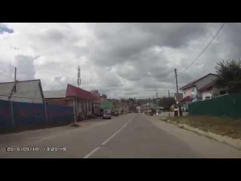 Главная дорога летим домой Саратов Петровск Кузнецк часть 7