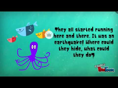Dev's Underwater Disaster comic strip
