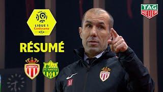 AS Monaco - FC Nantes ( 1-0 ) - Résumé - (ASM - FCN) / 2018-19