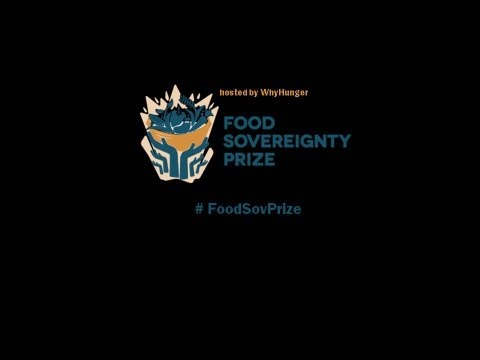 WhyHunger: Food Sovereignty Prize Event