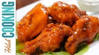 Baixar How To Make Buffalo Wings - Extra Hot Wings Recipe | Hilah Cooking