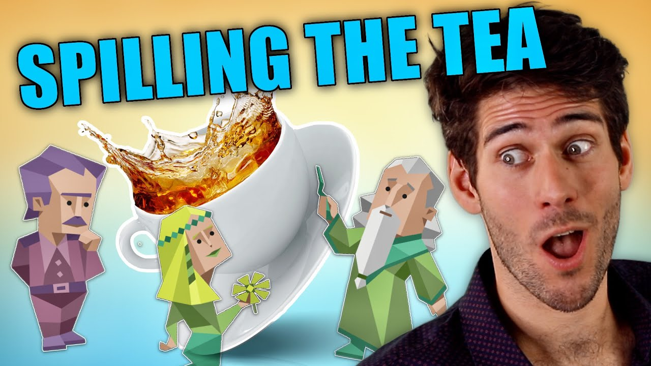 Download Spilling the Tea on Each of the 16 Personalities