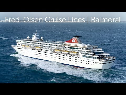 Fred  Olsen Cruise Lines | Balmoral | Video Tour