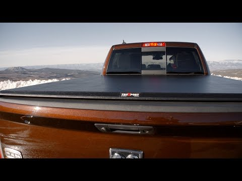 Truxedo Truxport Roll Up Truck Bed Cover Features And Benefits Youtube