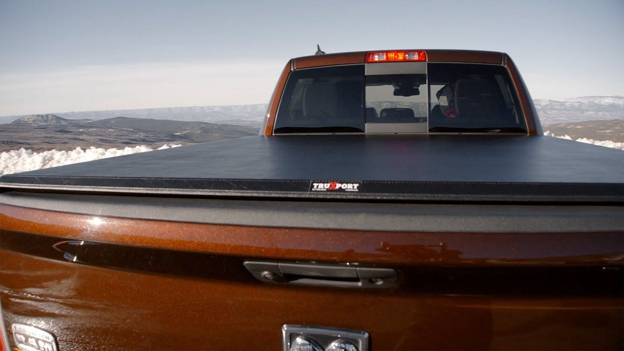 Truxport Tonneau Cover >> Truxedo Truxport Roll Up Truck Bed Cover Features And Benefits